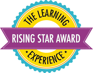 Rising Star Award  - 2012