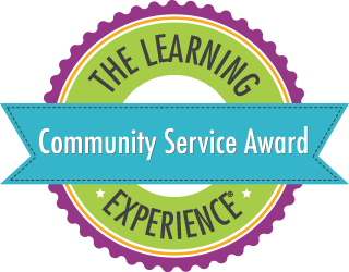 Community Service Award - 2016