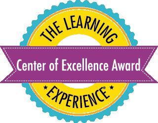 Center of Excellence Award - 2015