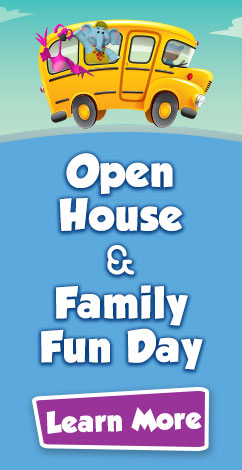 Open House & Family Fun Day
