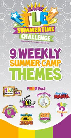 Summertime Challenge