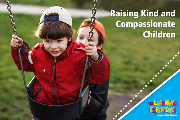 Raising Kind Children >> Raising Kind And Compassionate Children The Learning Experience
