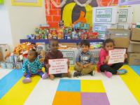 Newport News- Food Drive