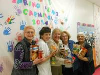 Billerica Donation to Sunshine Gals