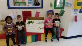 Blackwood- Book Drive