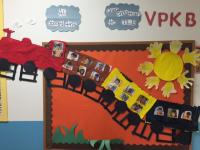 Coral Springs- Choo Choo Train VPK B