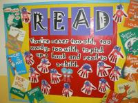 Doylestown- Read to me month