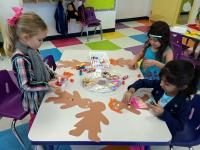 Heathrow VPK- Learning about the gingerbread man