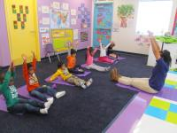 Newport News- Kickoff to Yoga Program