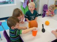Pumpkin Fun in Twaddlers Preppers Doylestown (3)