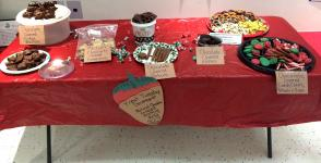 Waldwick- Chocolate covered anything day!