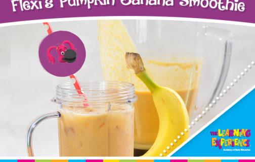Pumpkin Banana Smoothie Flexi 504x322