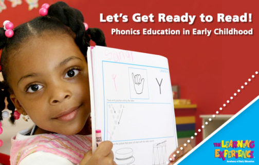 Let%E2%80%99s Get Ready To Read Phonics In Early Childhood Education 504x322