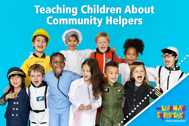 Teaching Children About Community Helpers