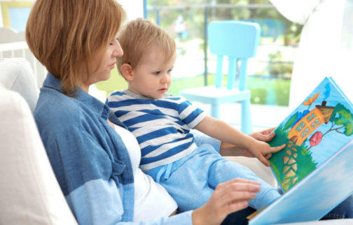 A Lifelong Love for Reading Starts At Home
