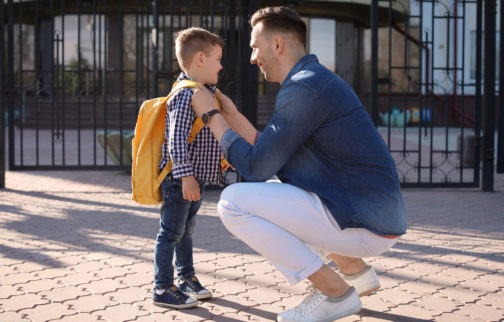 There's No Time Like the Present! Preparing Your Child for Kindergarten