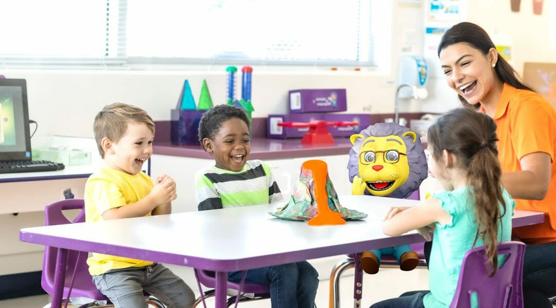 The Importance of STEM in Early Childhood