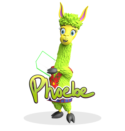 3.2 Our Characters Pheobe 2
