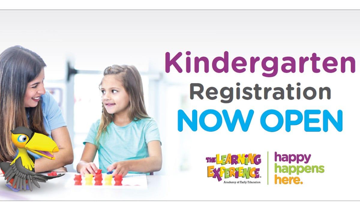Kinder Garden Registration