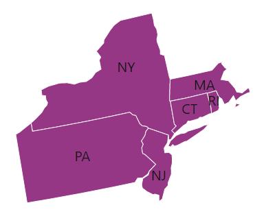 US-MS Region