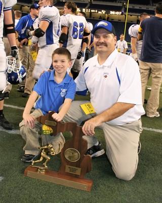 Jake dad state championship