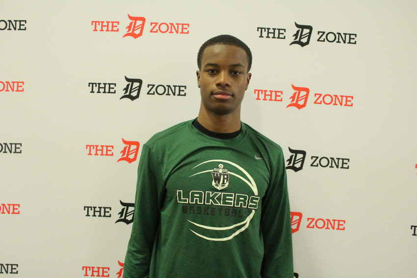 Tre Mosley - West Bloomfield