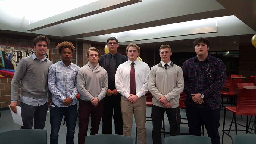 2018 Division I - C.A.A.C. Blue, All-Conference
