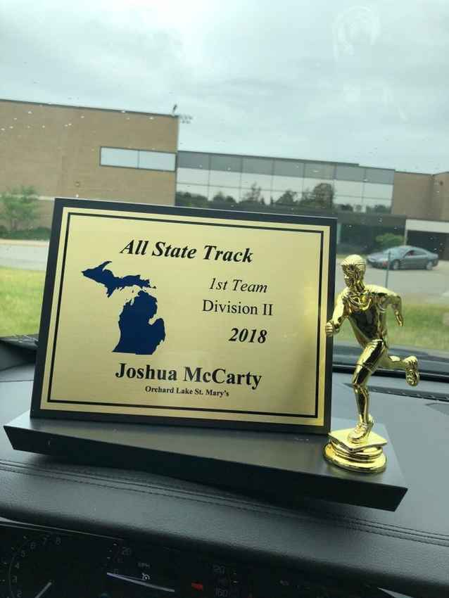 Track All-State 2018