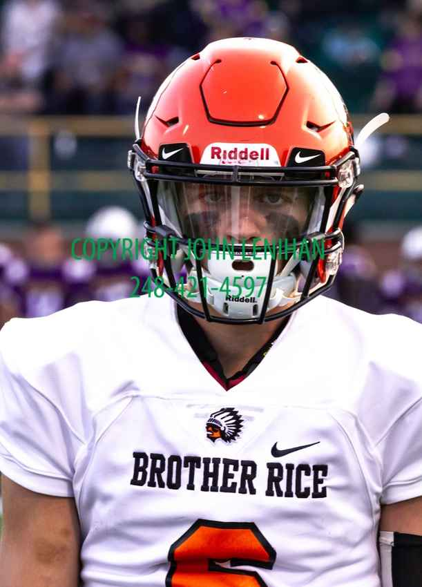 Ben sacco 2020 Brother Rice high school 6'4 195 lbs is visiting western michigan and purdue this weekend feb. 23 @ben_sacco8
