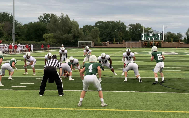 Forest Hills Central vs Grand Blanc