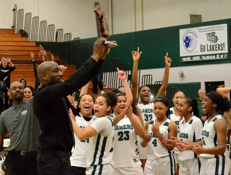 West Bloomfield  District Champs