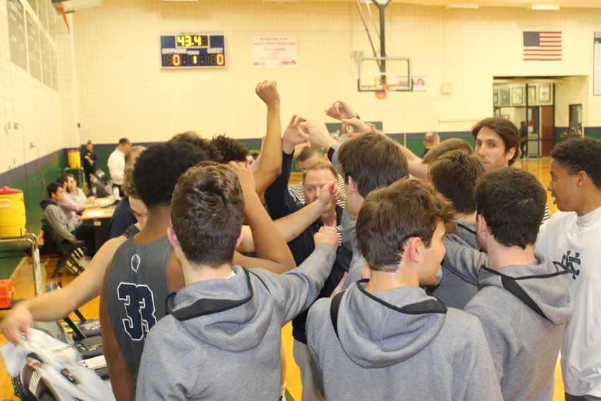Cranbrook got a tough road victory to move to 8-2 on the season.