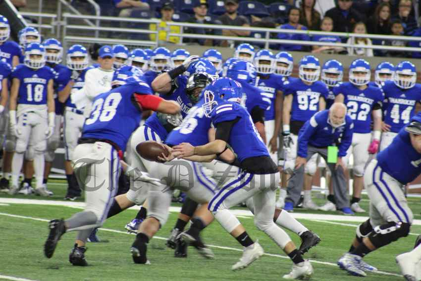Isaac Darkangelo - Detroit Catholic Central