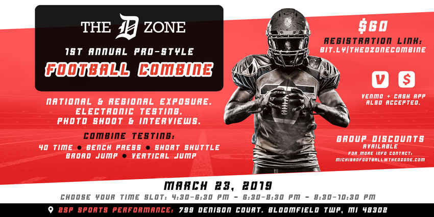 The D Zone Combine