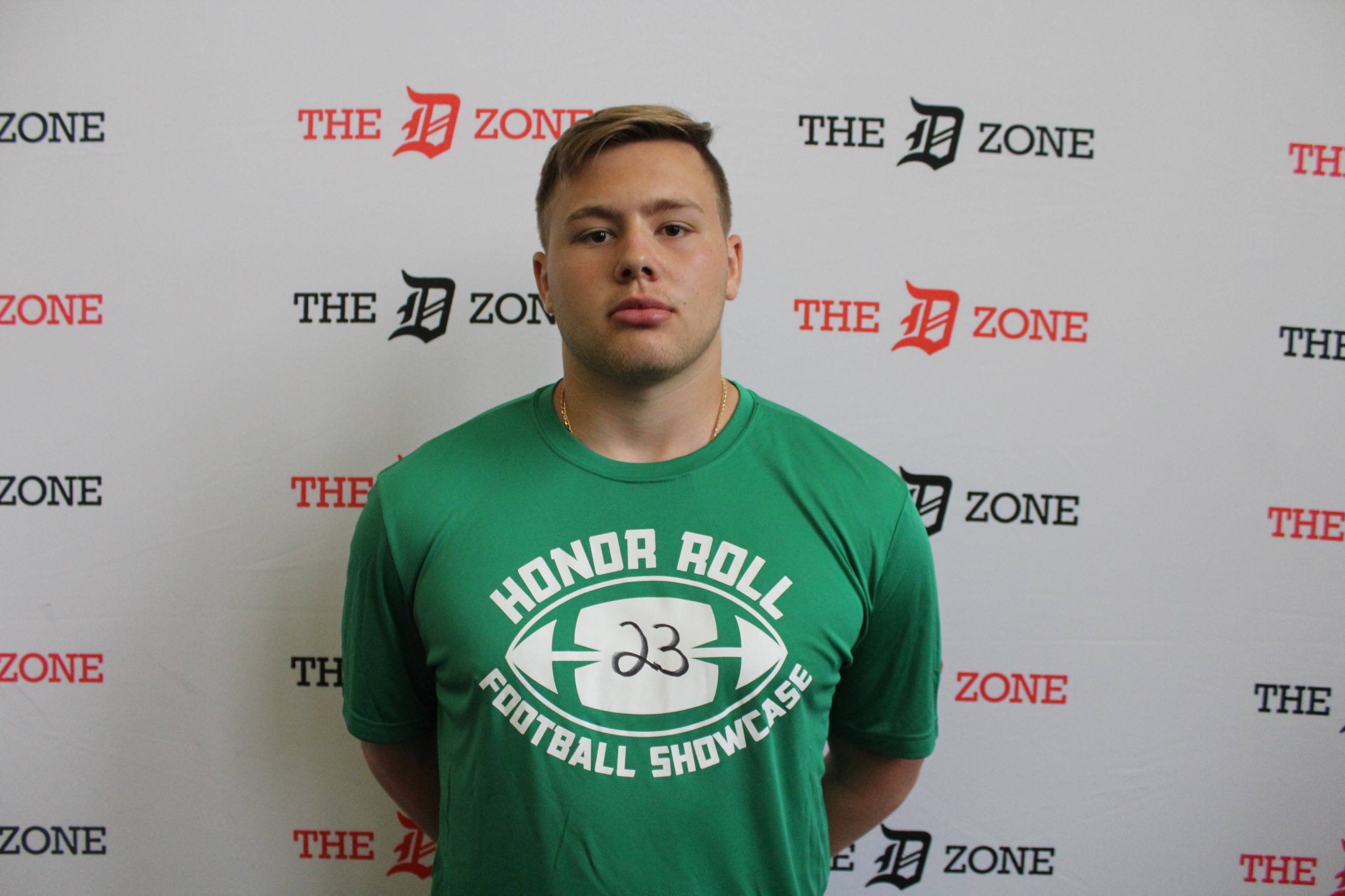 Brother Rice 2019 DL Kane Quinlan was offered by Culver ...