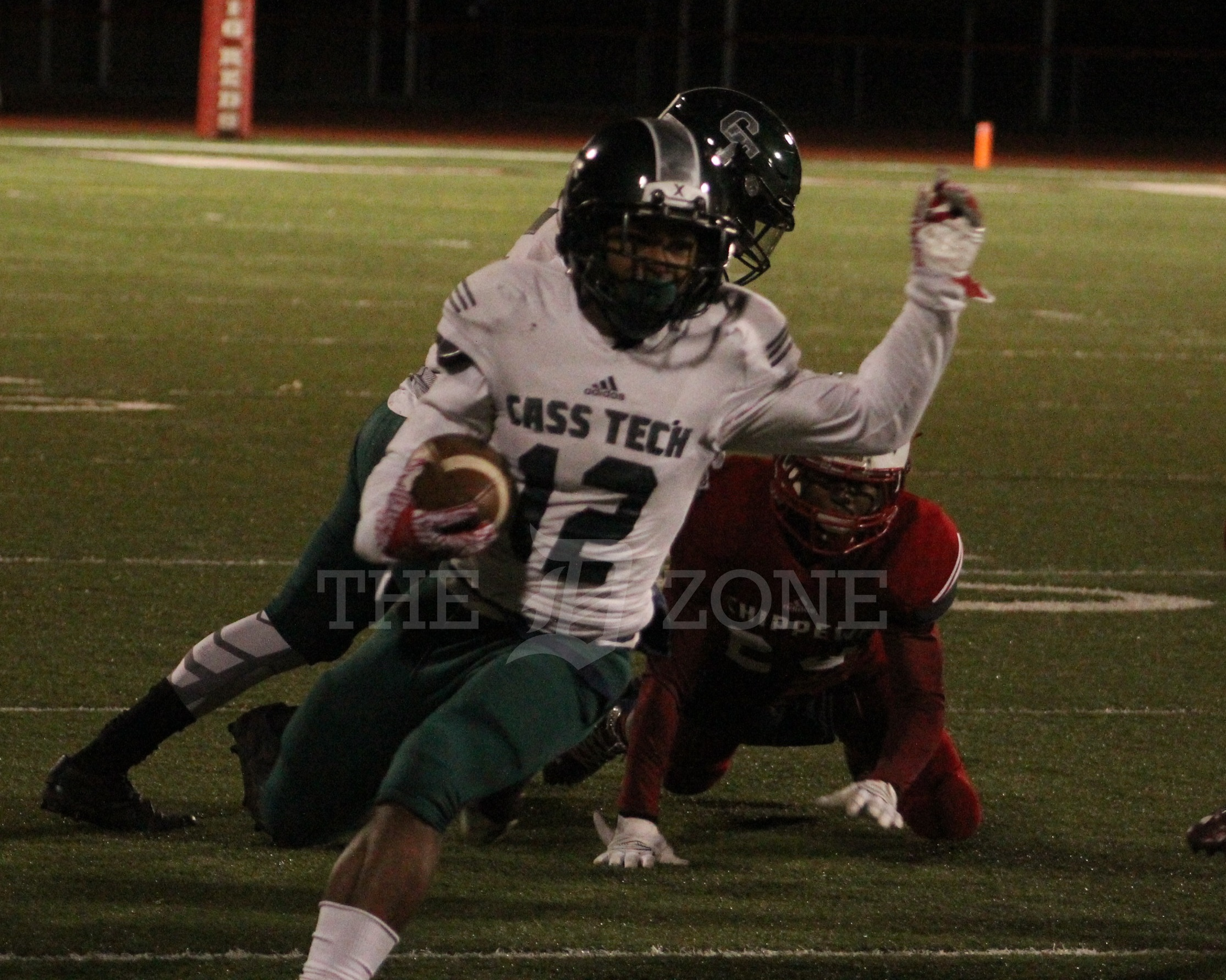 Cass Tech 2019 Slot/R Jevan Swanigan Was Offered By