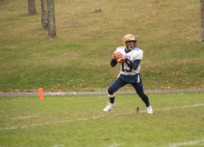 Carter Crouch Michigan Tech Huskies Qb S Kr P Rb Wr Class Of 2020 The D Zone Football