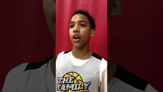 Interview with 2023 Tony Tolbert Jr  (The Family-Tolbert 13U
