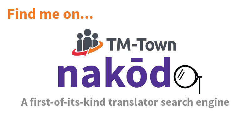 Find Me On TM-Town Nakōdo Search
