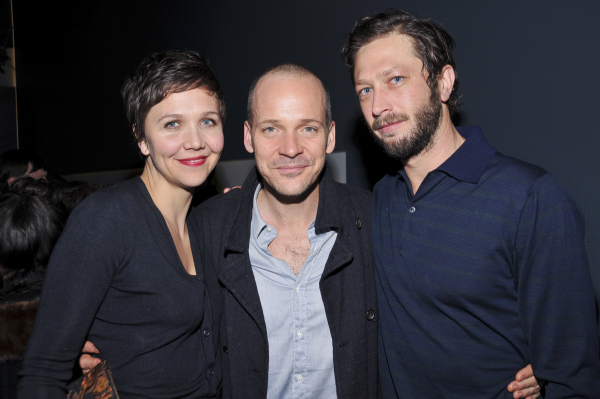 maggie gyllenhaal peter sarsgaard and more celebrate anna camp 39 s opening night in verit at. Black Bedroom Furniture Sets. Home Design Ideas