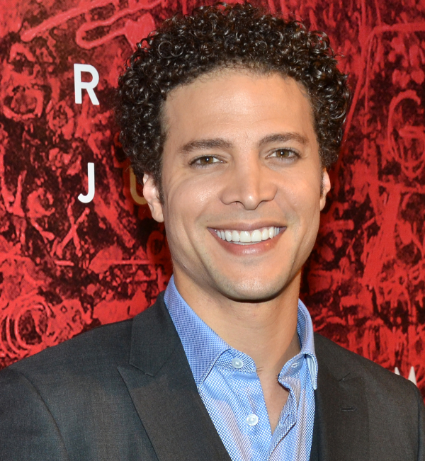 Justin Guarini will star in a lab presentation of Brave New World: A Brand New Musical.