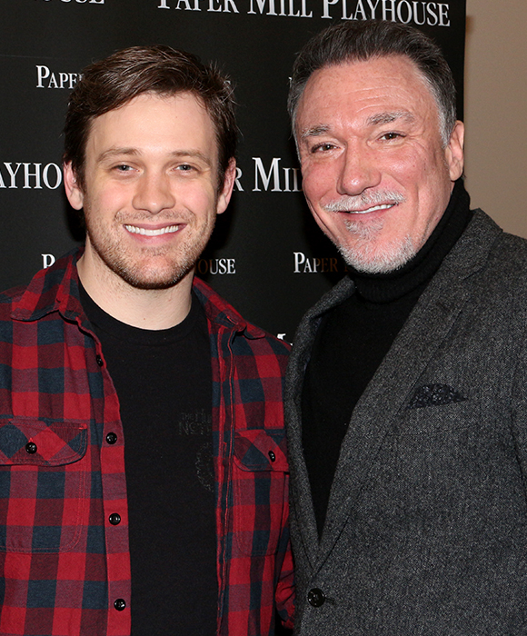 Michael Arden and Patrick Page lead the cast of The Hunchback of Notre Dame as Quasimodo and Frollo.