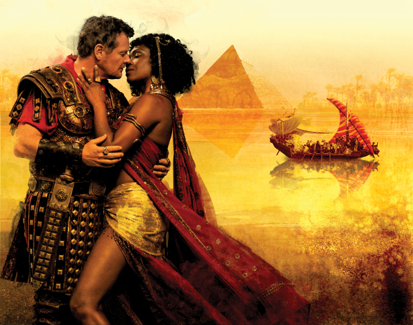 H D Picture Of Queen Cleopatra: Shakespeare's Complete Canon To Be Preserved On Film