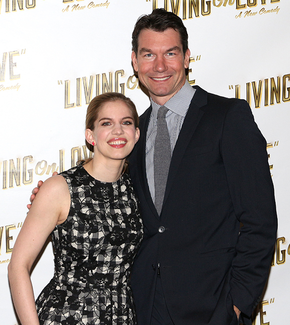 Stage and screen vets Anna Chlumsky and Jerry O'Connell complete the principal cast of Living on Love.