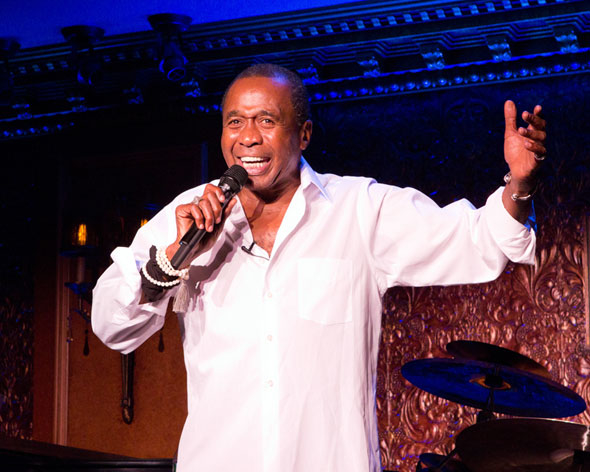 Ben Vereen takes the stage at 54 Below February 17-21 with a return engagement of his solo act, Steppin' Out