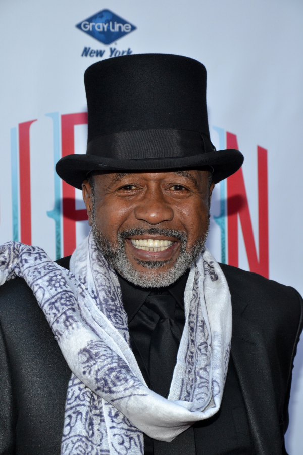 Ben Vereen at the opening night of the 2012 Broadway revival of Pippin, a musical that won him a Tony Award in 1973.