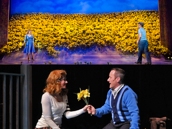 Andrew lippa and john august adapt broadway 39 s big fish for for Big fish broadway