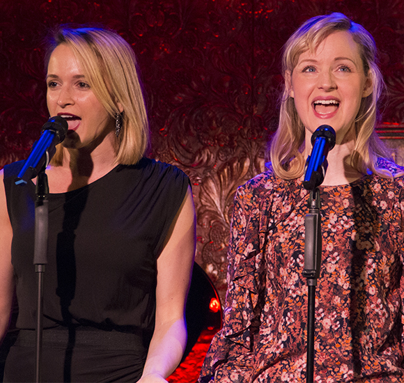 Emily Padgett and Erin Davie will lead the cast of Side Show: Added Attractions at 54 Below.