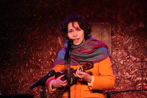 Nellie McKay stars in Nice Try, 60's — Nellie McKay Revisits Tunes from that Fertile, Conflicted Time at 54 Below.