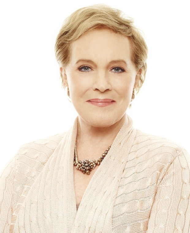 Julie Andrews will help honor Tony Walton at Goodspeed Musicals' Razzle Dazzle gala.